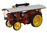 Oxford Diecast - Burrell Showmans Loco No.1  - 76BUR005