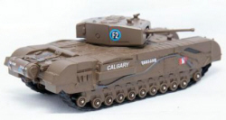 76CHT002 - Oxford Diecast Churchill Tank MKIII 1st Canadian Army Bgd Dieppe 1942