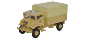 Oxford Diecast CMP LAA Tractor Desert 2nd NZ 41 Battery - 76CMP005