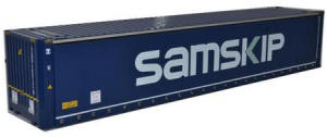 76CONT004 - Oxford Diecast Container - Samskip