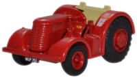Oxford Diecast - Bertram Mills David Brown Tractor - 76DBT003
