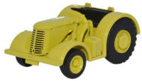 Oxford Diecast David Brown Tractor - Yellow - 76DBT003