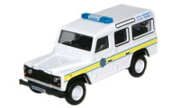 Oxford Diecast - Oxford Diecast Garda Land Rover Defender - 76DEF004