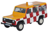 Oxford Diecast Land Rover Defender - RAF Northolt - 76DEF010