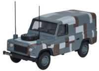 Oxford Diecast Land Rover Defender - Berlin Scheme - 76DEF012