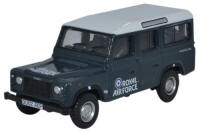 Oxford Diecast Land Rover Defender - Station Wagon RAF - 76DEF013