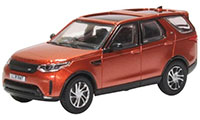76DIS5004 - Oxford Diecast Land Rover Discovery 5 - Namib Orange