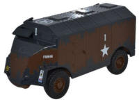 Oxford Diecast Dorchester ACV - 1st Polish Arm. Div. NWE 1945 - 76DOR003