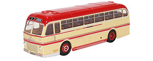 76DR005 - Oxford Diecast Duple Roadmaster Ribble