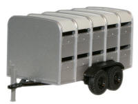 Oxford Diecast - Livestock Trailer - 76FARM001