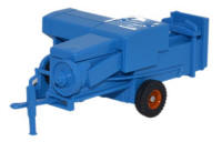 Oxford Diecast - Baler Blue - 76FARM006