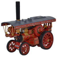 Oxford Diecast - Fowler B6 Showmans Locomotive The Lion Anderton and Rowland - 76FB6001
