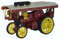 Oxford Diecast - Fowler B6 Showmans Locomotive - King Carnival - 76FB6003