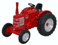 Oxford Diecast - Field Marshall Tractor Red - 76FMT003