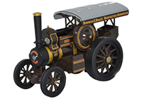Oxford Diecast - Fowler B6 Road Locomotive Atlas Norman E Box - 76FOW001