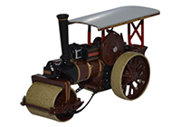 Oxford Diecast - Fowler Steam Roller No 19053 Patricia B - 76FSR004