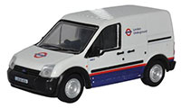 76FT011 - Oxford Diecast Ford Transit Connect - London Underground