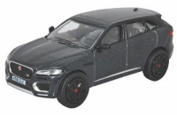 Oxford Diecast Jaguar F-PACE - Ultimate Black - 76JFP001