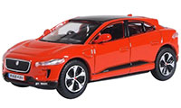 Oxford Diecast Jaguar I-PACE - Photon Red - 76JIP001