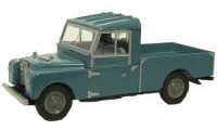 76LAN1109002 - Oxford Diecast  Land Rover Series 1 - Blue (109 inch)