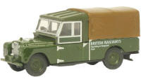 Oxford Diecast British Railways Land Rover -  76LAN110905