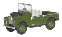 "Oxford Diecast Land Rover Series 1, 88"" - Bronze Green - 76LAN188003"