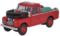 Oxford Diecast Land Rover Series 2 -  - 76LAN2004