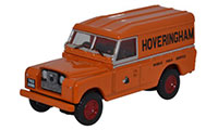 Oxford Diecast Land Rover Series 2 -  - 76LAN2005