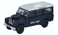 Oxford Diecast Land Rover Series 2 -  - 76LAN2015