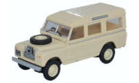 76LAN2019 - Land Rover Series 2 LWB Station Wagon Limestone