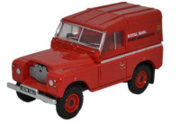 76LR2AS001 - Oxford Diecast Land Rover Series IIA SWB Hard Top Royal Mail (Recovery)