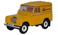 76LR3S002 - Oxford Diecast Land Rover Series 3 - Hard Top AA