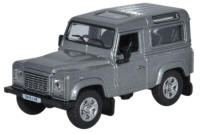 Oxford Diecast Land Rover Defender 90 Station Wagon - Orkney Grey (2013) - 76LRDF003