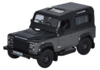 Oxford Diecast Land Rover Defender 90 Station Wagon - Corris Grey - 76LRDF009AU