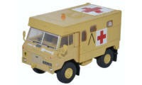 76LRFCA001 - Oxford Diecast Land Rover FC Ambulance Gulf War Operation Granby 1991