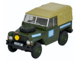 Oxford Diecast Land Rover 1/2 Ton Lightweight United Nations - 76LRL001