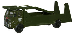 New Modellers Shop - Oxford Diecast - Leyland Car Transporter in Post office livery - 76LTR002