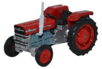 Oxford Diecast Massey Ferguson 135 - Red - Open Cab - 76MF003
