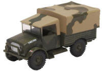 76MWD007 - Oxford Diecast Bedford Bedford MWD 2 Corps, 1/7th Middlesex Reg., France 1940