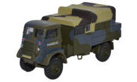 Oxford Diecast Bedford QLB 4th Infantry, UK 1942 - 76QLB001