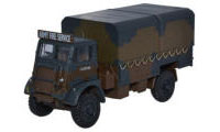 Oxford Diecast Bedford QLD Army Fire Service - 76QLD001