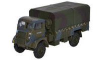 Oxford Diecast Bedford QLD  1st Armoured Division 1941 - 76QLD001