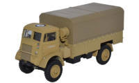 Oxford Diecast Bedford QLD RASC, 30 Corps, 8th Army - 76QLD004