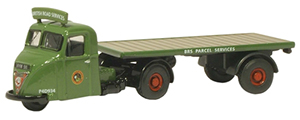 Oxford Diecast BRS Parcel Service Scammell Scarab - 76Rab05