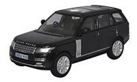 76RAN006 - Oxford Diecast Range Rover Vogue - Prince William