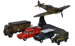 76SET58 - Oxford Diecast - RAF Centenary Set