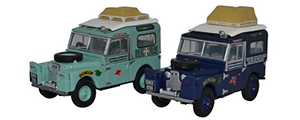 76SET64 - Oxford Diecast
