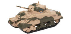 76SM001 - Oxford Diecast Sherman Tank Mk III 10th Armoured Division 1942