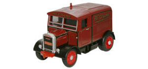 Oxford Diecast Pat Collins The Major Scammell Showtrac - 76SST002