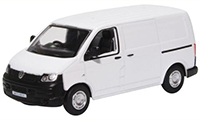 76T5V002 - Oxford Diecast VW T5 Van in white
